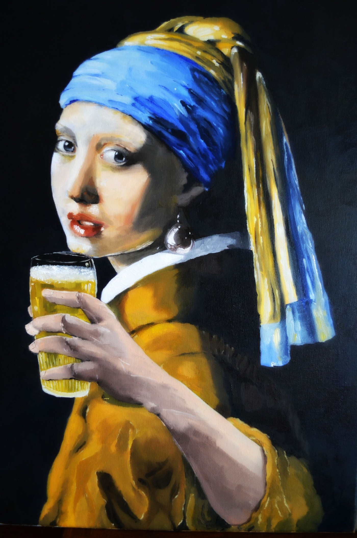 007 Essay Example Girl With Pearl Earring Outstanding A The Movie Film Review 1400