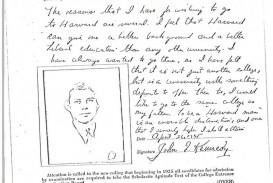 007 Essay Example Harvard Acceptance Essays John Kennedy Jfk University Application Frightening 50 Successful Pdf Free 2017 3rd Edition 320