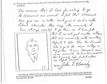 007 Essay Example Harvard Acceptance Essays John Kennedy Jfk University Application Frightening 50 Successful Pdf Free 2017 3rd Edition 360