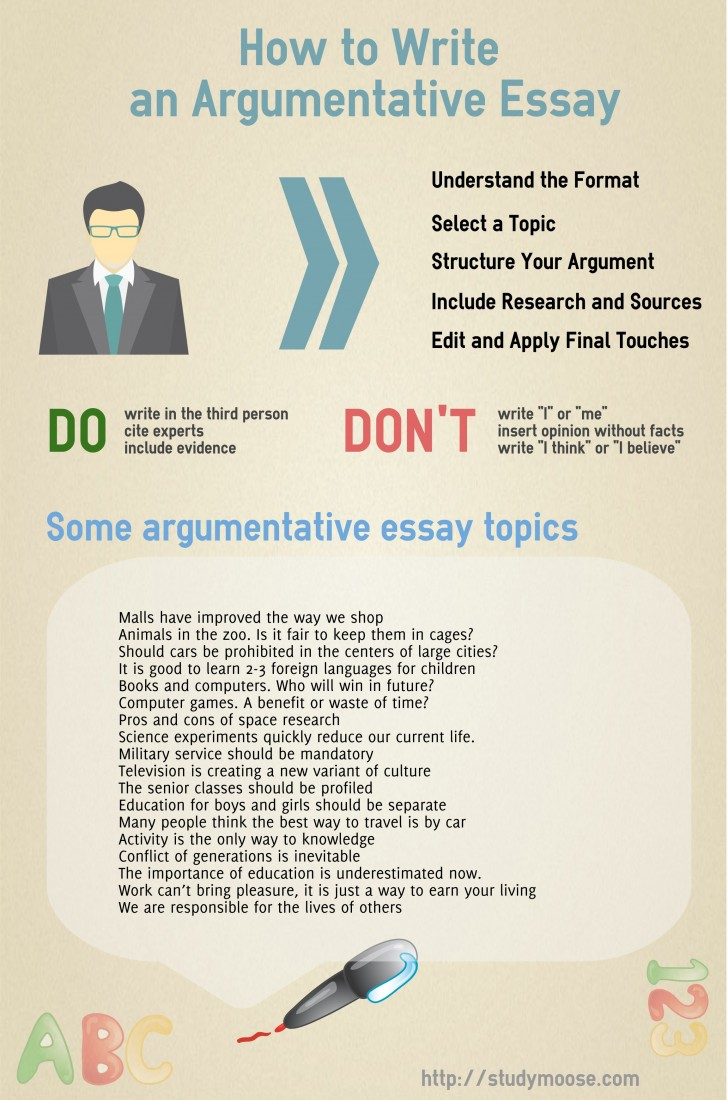 007 Essay Example How To Write An Argumentative Argument Astounding Topics Gre For High Schoolers New York Times 728