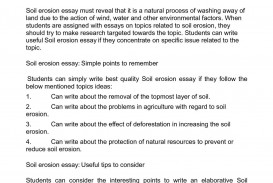 007 Essay Example Human Impact On The Environment Topics Impressive