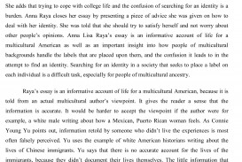 007 Essay Example Immigrants Problems Synthesis Excellent Face Immigrant Issues