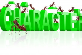 007 Essay Example Importance Of Character Frightening Building