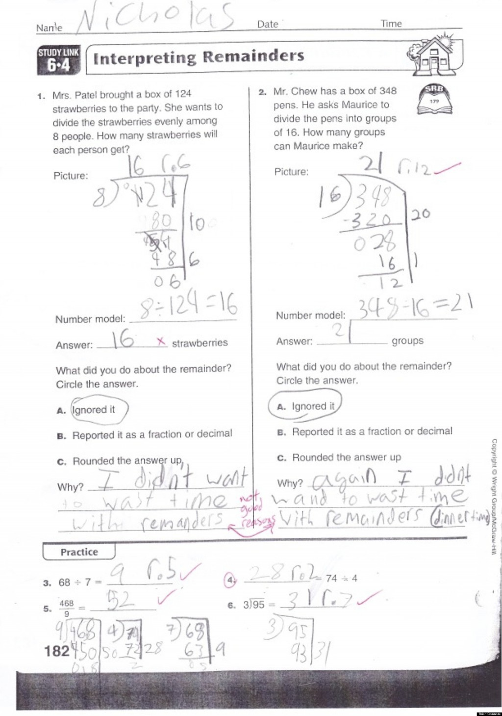 007 Essay Example Math O Nicholas Homework Excellent Tj Examples Writing Prompts 1st Grade Large