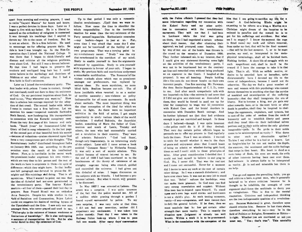 007 Essay Example On Bhagat Singh In Marathi Why2bi2bam2ban2batheist2b2 Unique Short 100 Words Large
