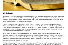 007 Essay Example On Christianity Premiumessays Thumbnail Frightening Religious Festivals In Hindi Language Conflicts India