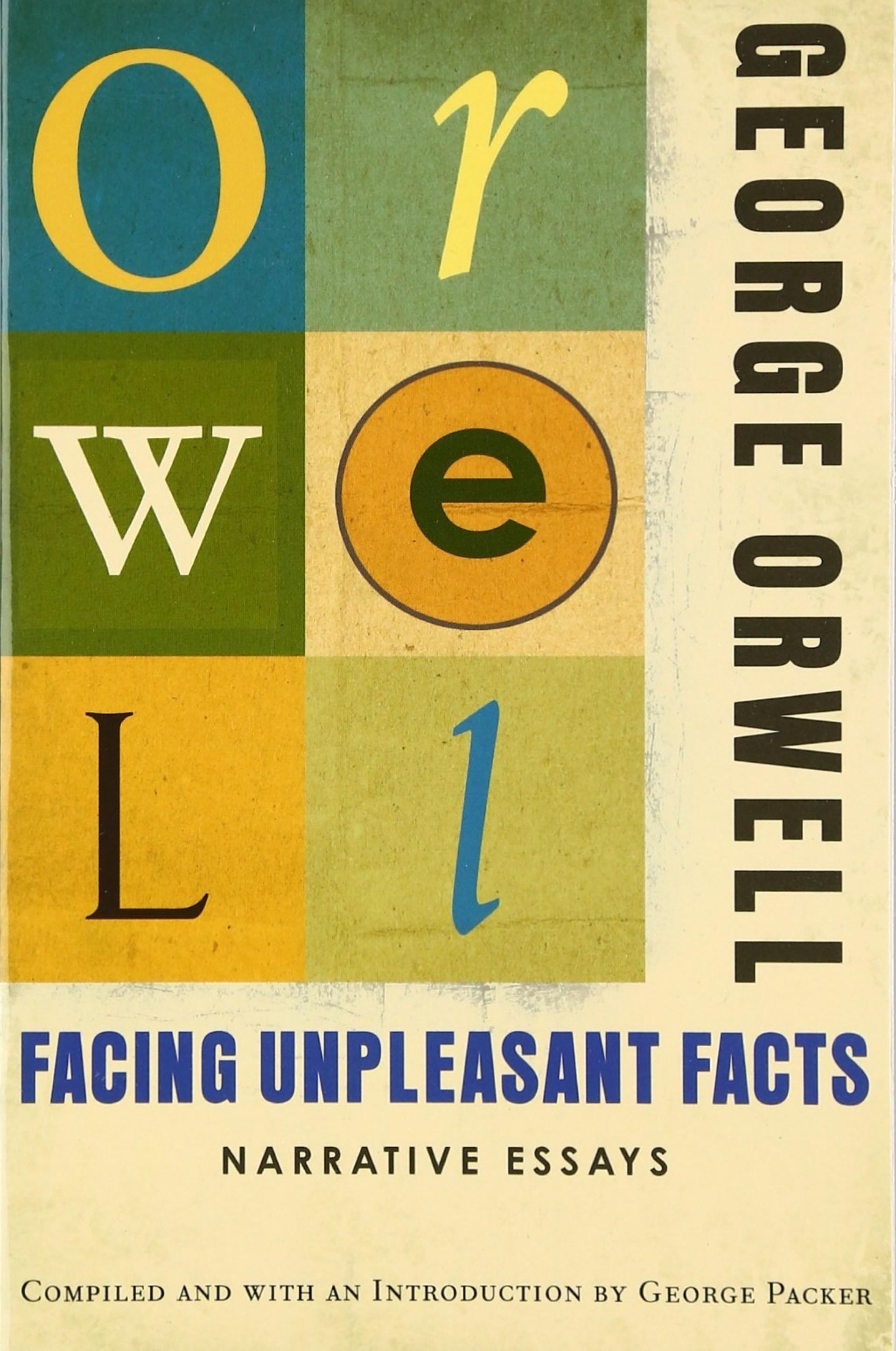 007 Essay Example Orwell Essays Singular Themes Epub George Pdf Download 1920