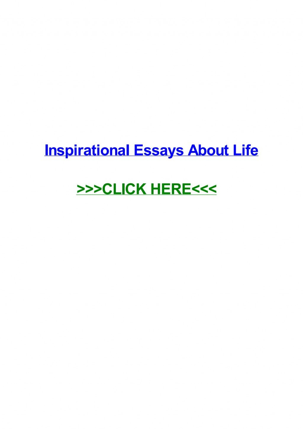 007 Essay Example Page 1 Inspirational Breathtaking Essays About Life And Struggles For Youth Large