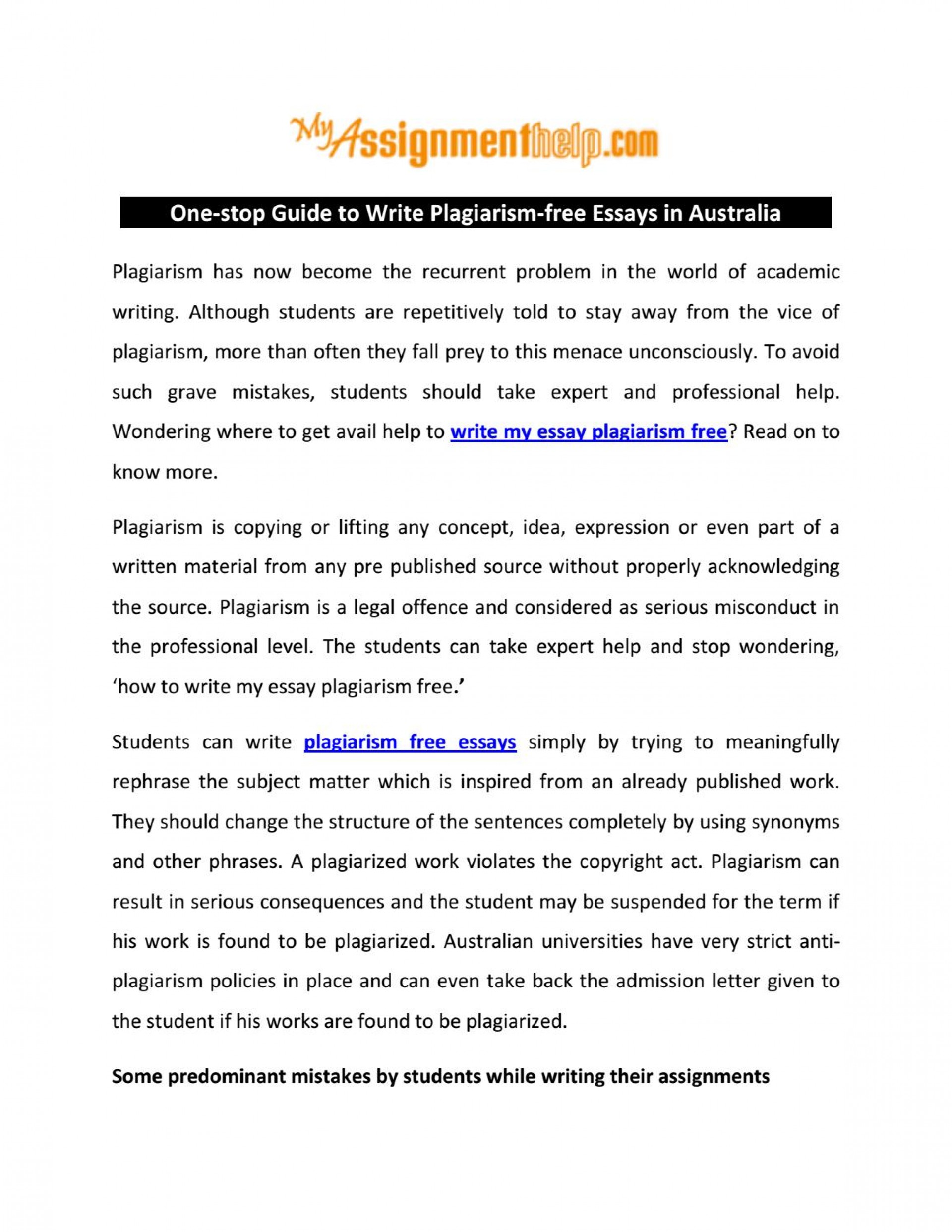 007 Essay Example Plagiarism Free Essays Page 1 Impressive 100 Check 1920
