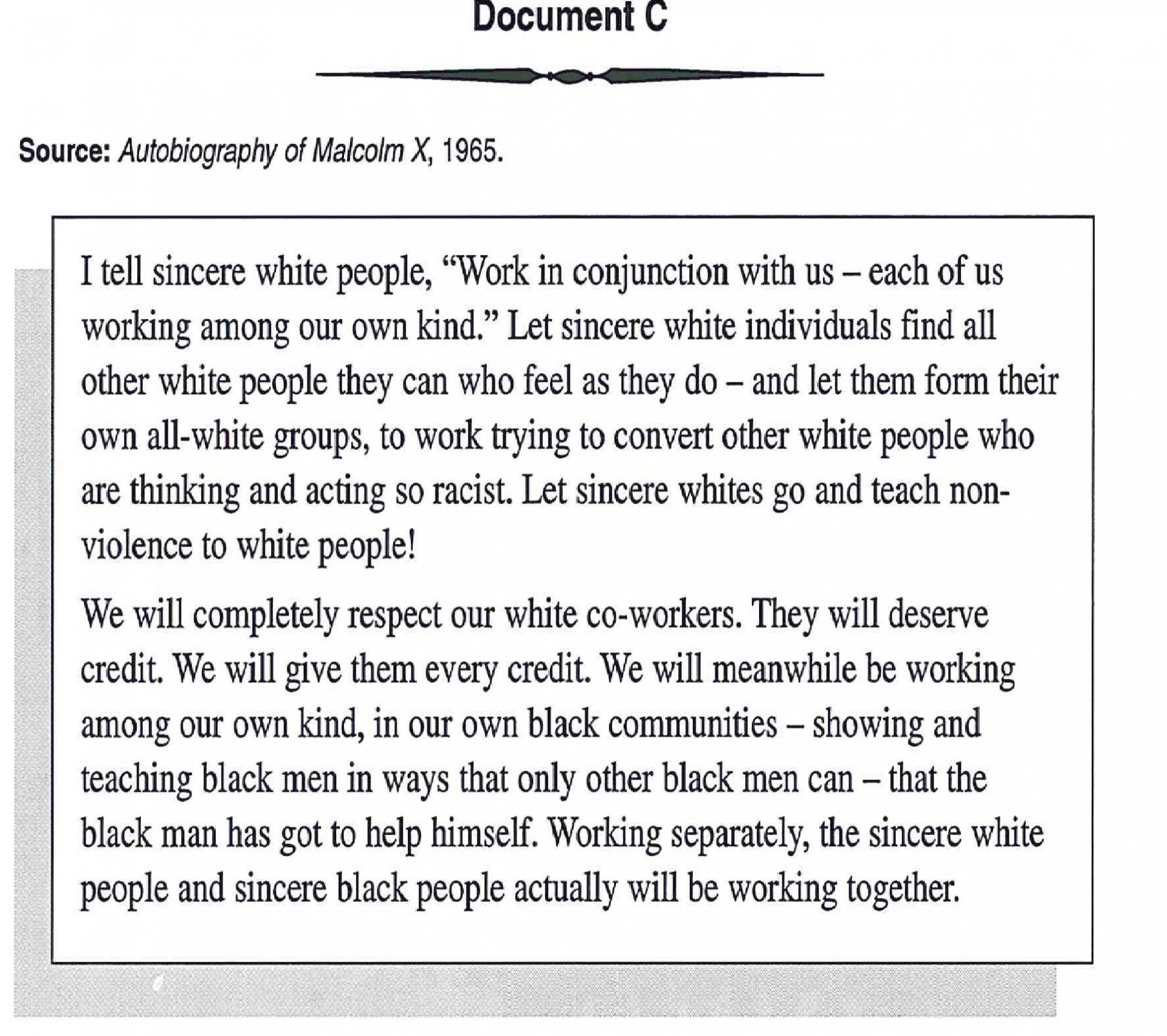 007 Essay Example Racism Malcolm X On For Modern American Black Lives Matter College Acceptance Stanford Wondrous 1920