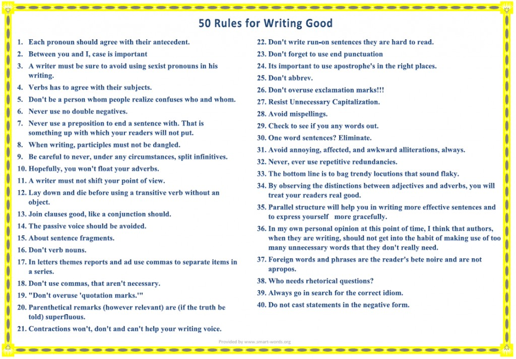 007 Essay Example Rules For Writing Good How To Write An In Outstanding English Upsc Exam Large