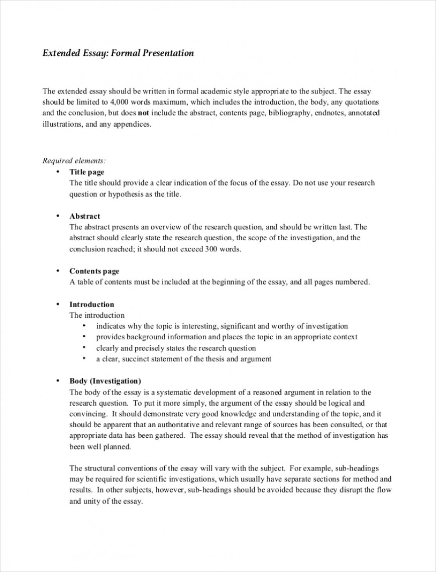 022 essay example what is formal informal outline