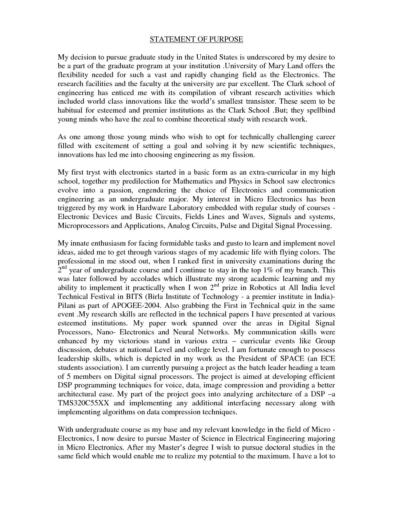 007 Essay Example Statement Of Interest Sample Template M80ewg4r Usc Sensational Prompt Prompts Engineering 2017 Full