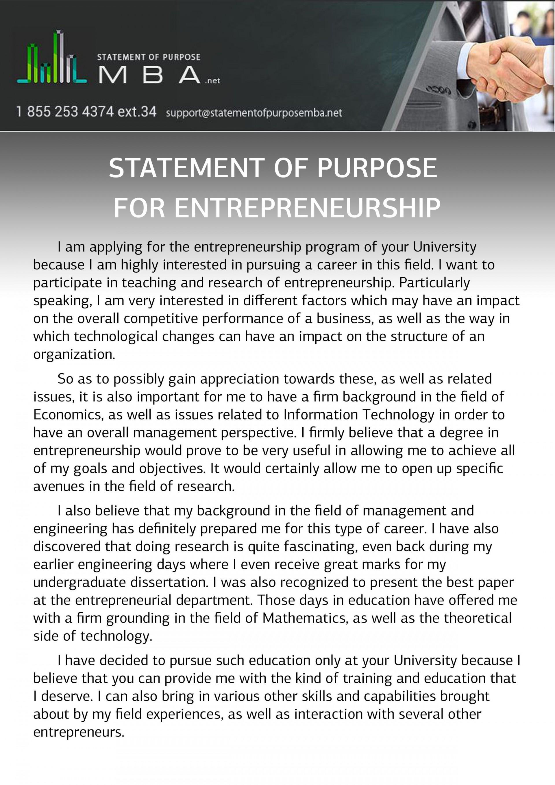 007 Essay Example Statement Of Purpose Sample Fearsome Essays Nursing Graduate School Education Mba 1920