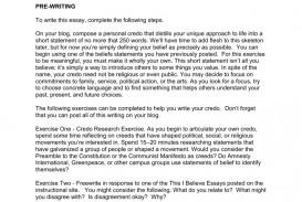 007 Essay Example This I Believe Examples 006667793 2 Stupendous Npr College