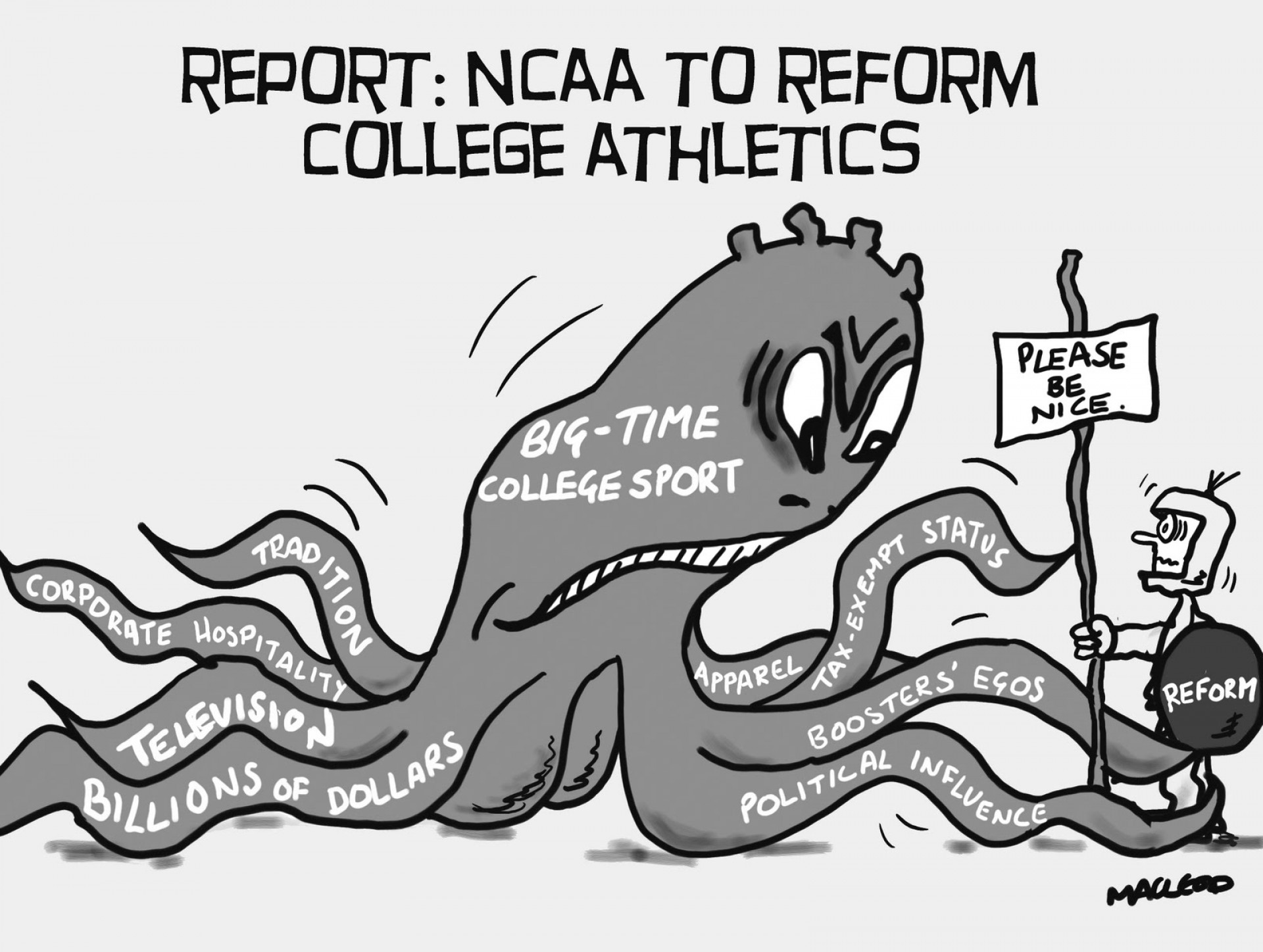 Essay paying college athletes