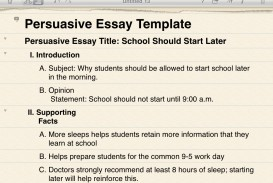 007 Essay Example20essay20example1w1024h1024 Writing Exceptional A Persuasive Thesis Statement For Middle School Argumentative Ppt 4th Grade