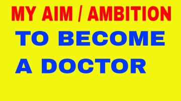 007 Essay My Ambition Doctor Example Stupendous About In Tamil Hindi On To Become A For Class 10 360