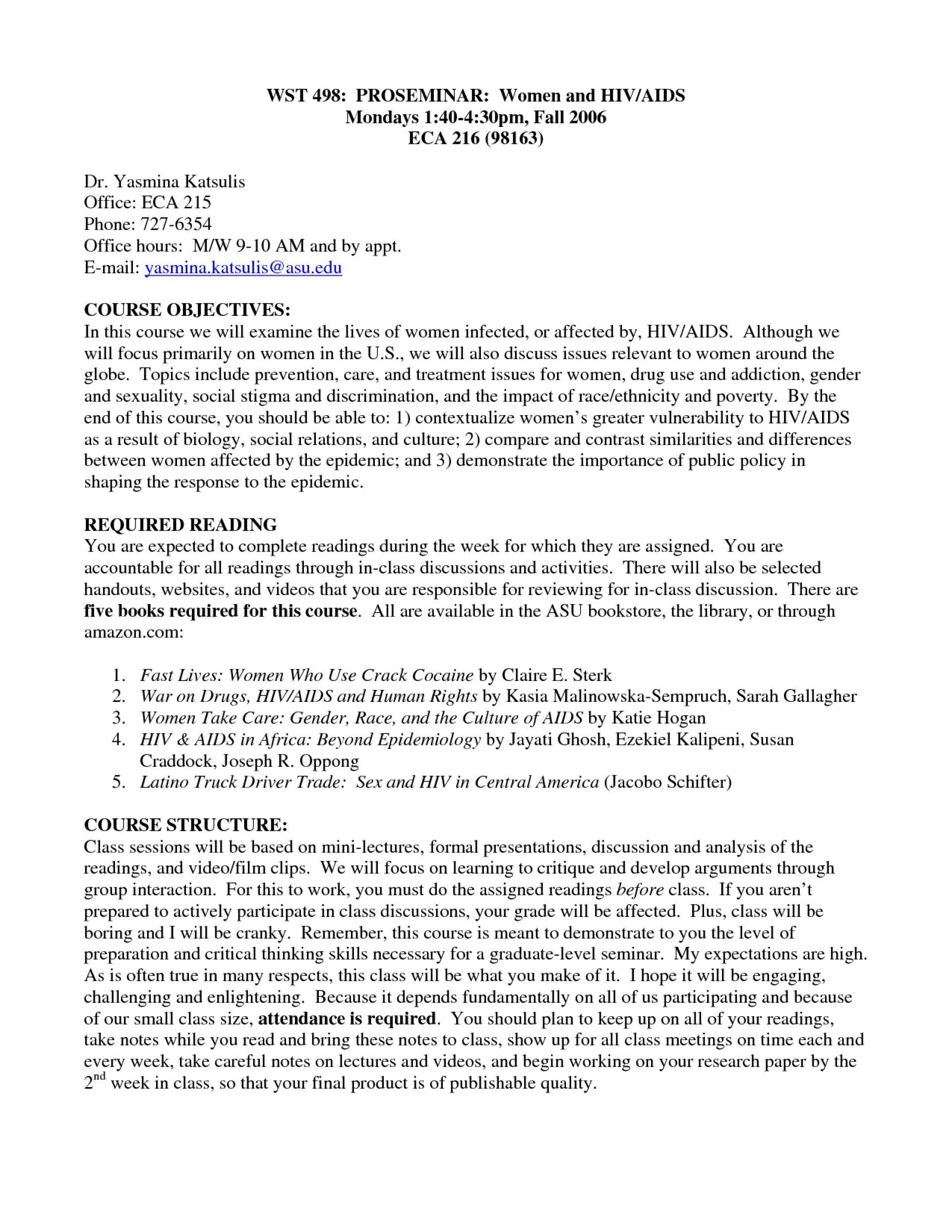 essay on aids research paper proposal   thatsnotus
