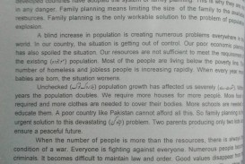 007 Essay On Population Family2bplaning Impressive Control Explosion In Kannada Pakistan