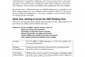 007 Ged Essay Samples Example Practice Test Printable Worksheets 108850 Amazing Writing Template 2017 2018