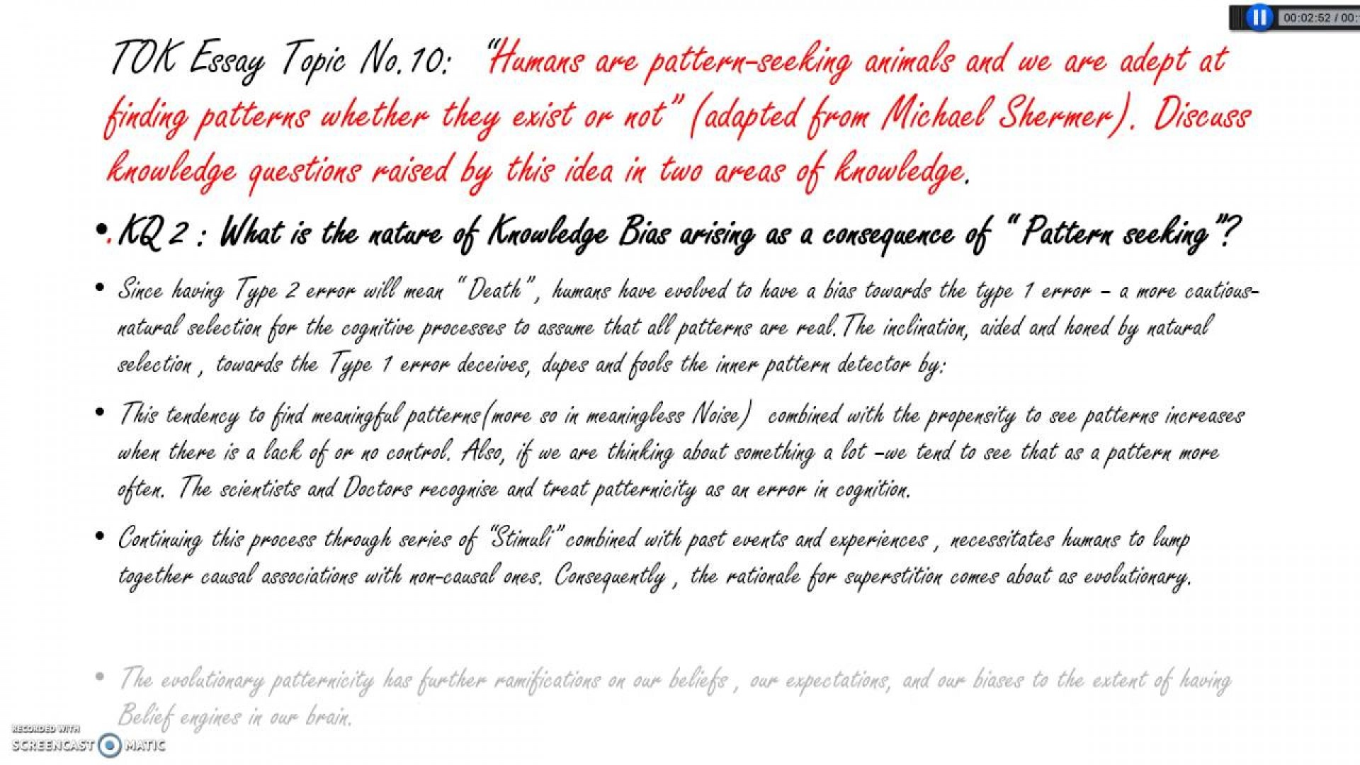 007 How To Write Tok Essay Example Wondrous A Ib Mastery Reddit 1920