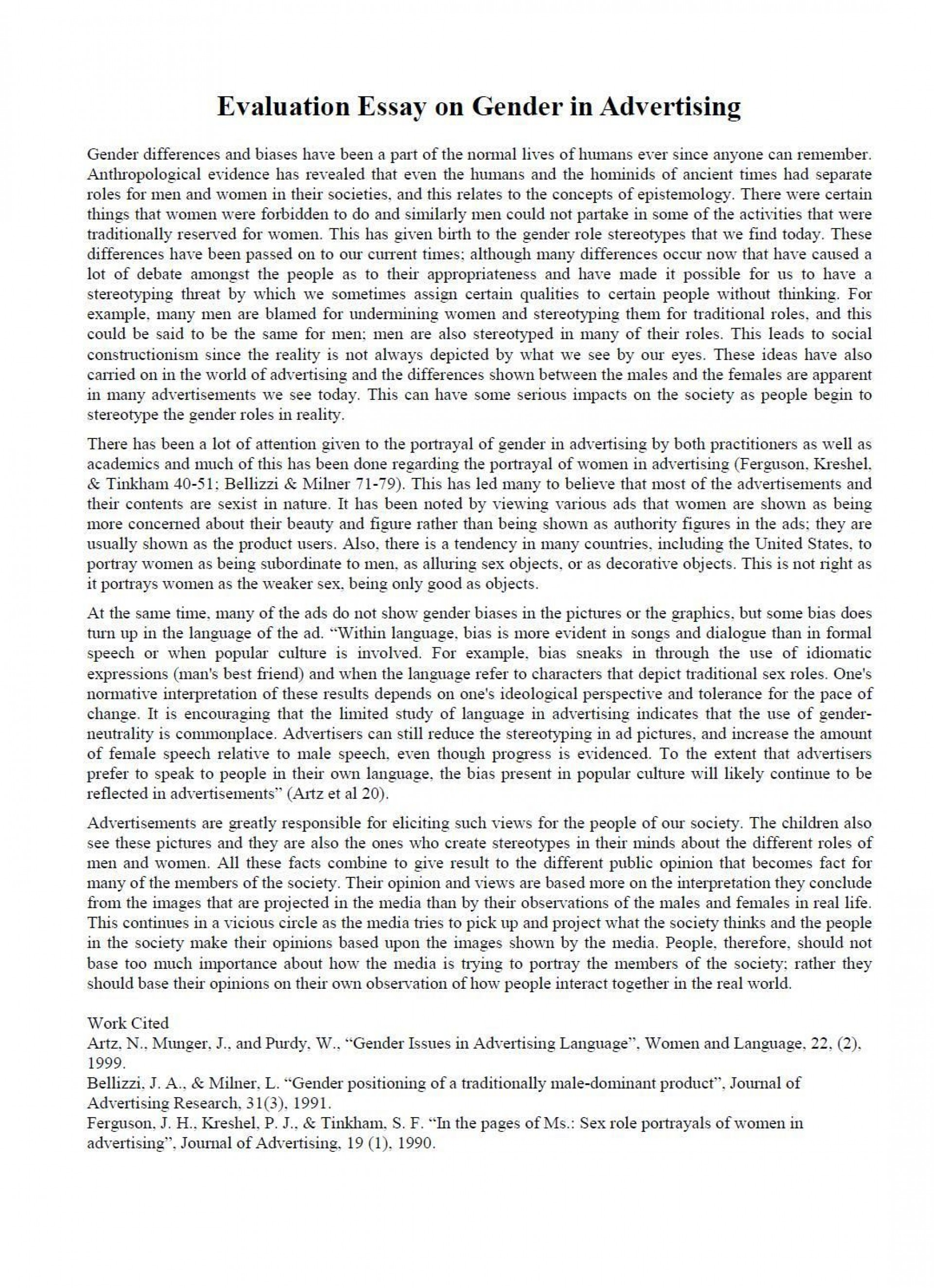 007 Ideas Of Evaluative Essays Stunning Writing An Evaluation And Arg Argument Shocking Essay Example 1920