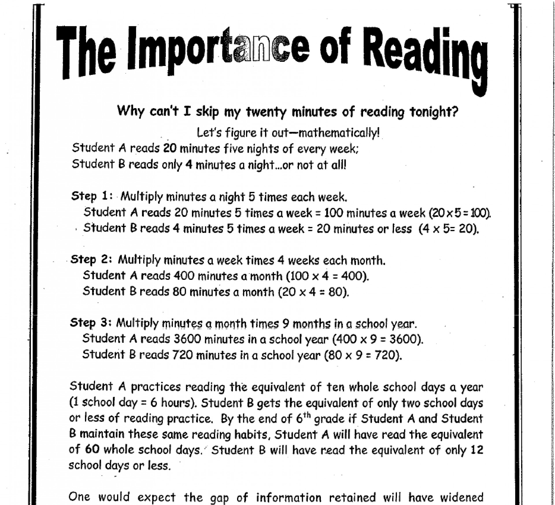 007 Importance Of Reading Essay Essays About Important Term Paper Readingisimportant Why Is For Kids So Argumentative An On Persuasive Short And Writing To Me Explaining In Our Lives Awful Marathi Introduction Wikipedia 1920
