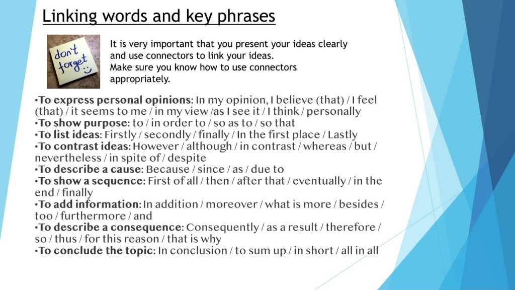 007 Linking Words For An Essay Example Phenomenal Ielts Academic Essays With Examples Large