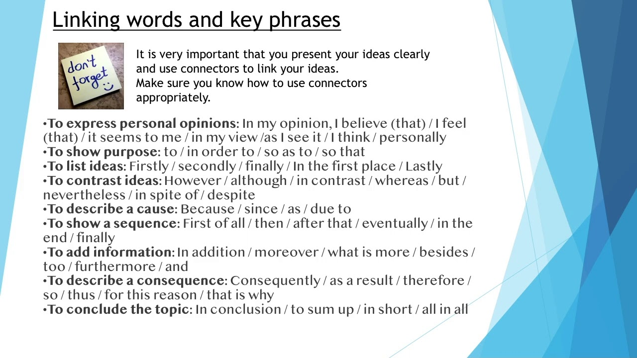007 Linking Words For An Essay Example Phenomenal Ielts Academic Essays With Examples Full