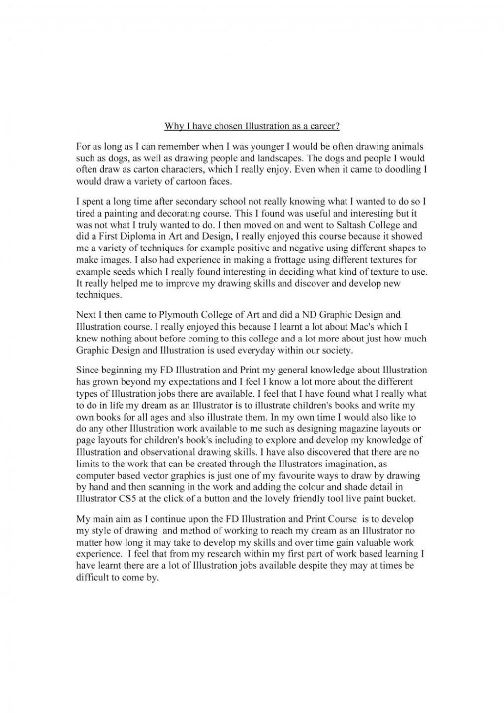 007 Lyric Essay Examples Creative Nonficti Fidm Example Awesome Large