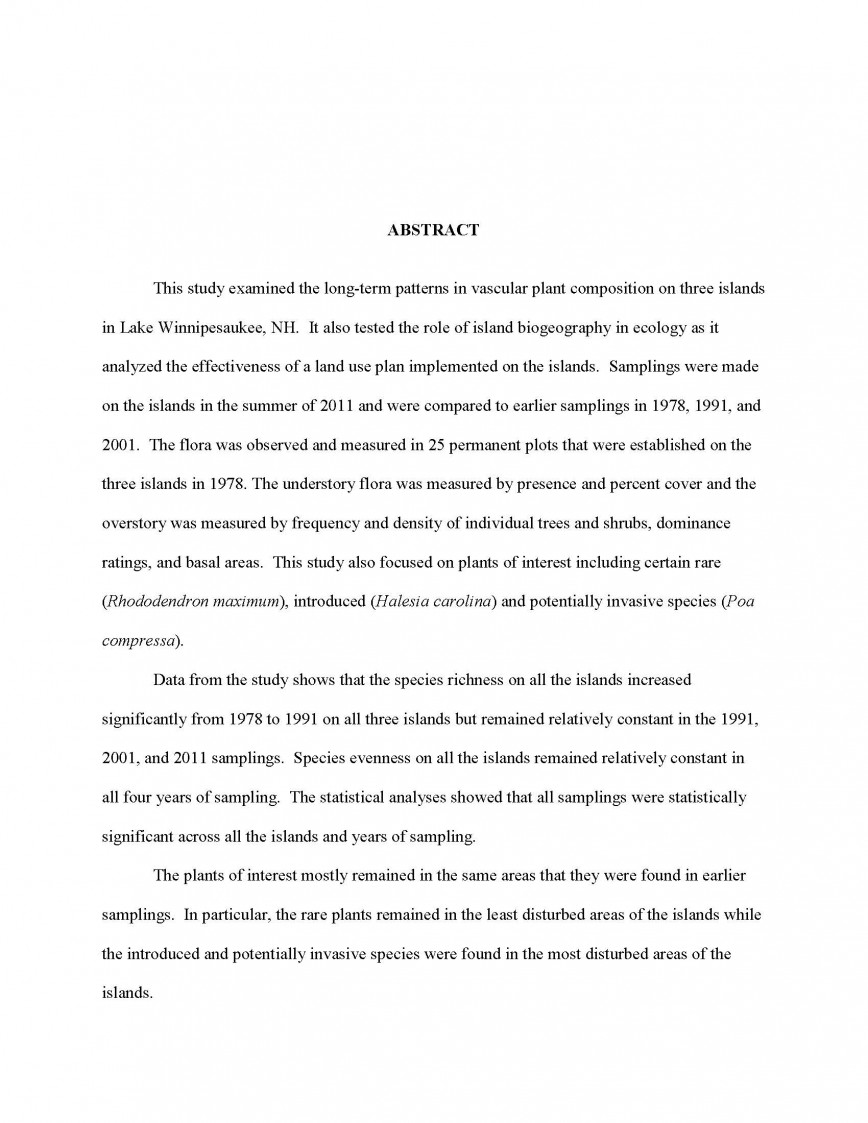 007 Mark S20cover20page20and20abstract20for20tmi20site Page 2 0 What Is An Abstract In Essay Stunning