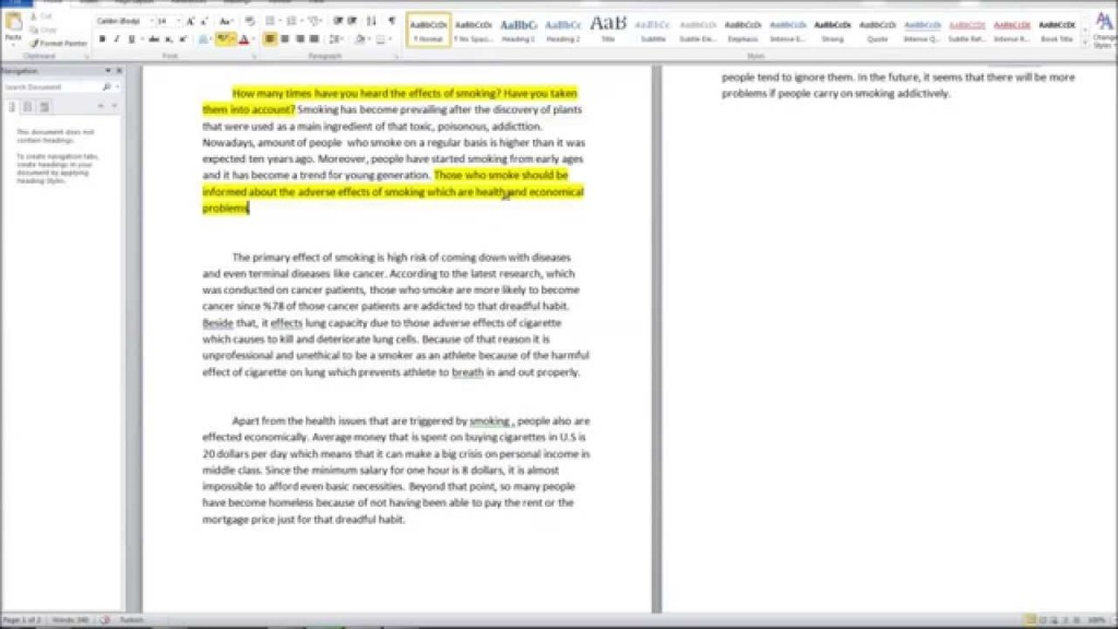 007 Maxresdefault Essay Example How To Write Cause And Fearsome A Effect Good Step By Large