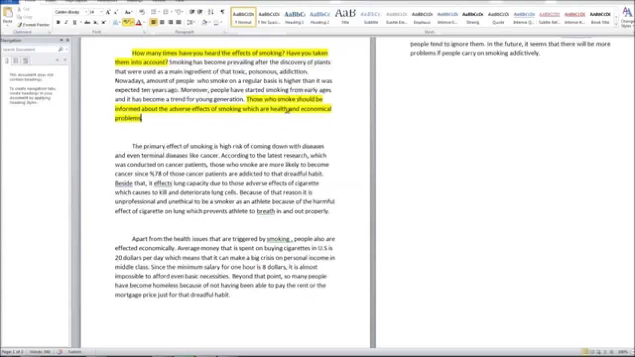 007 Maxresdefault Essay Example How To Write Cause And Fearsome A Effect Good Step By Full