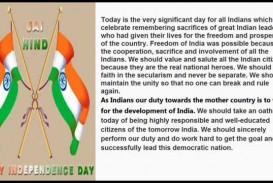 001 Essay On Independence Day In Simple English Example