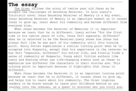 007 Maxresdefault Essay Example The Fearsome Giver Topics Ideas Questions