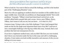 007 Medschoolsecondaries Spyshot1 783x1024 Diversity Essay Sample Fascinating Law School