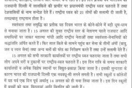 007 My Country Essay In Hindi Example Phenomenal 10 Lines Is Great