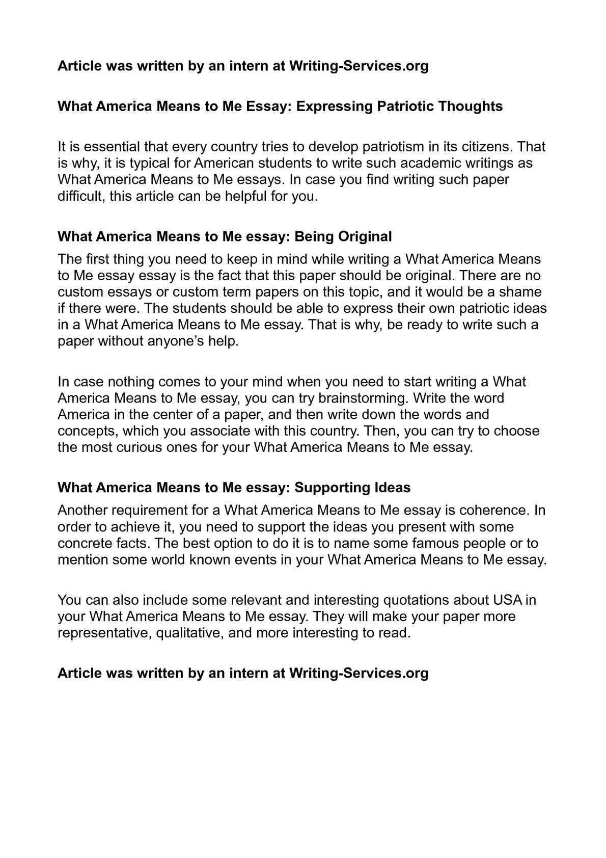 007 My Name Essay P1 Stunning Conclusion Esperanza Full