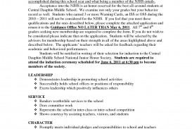 007 National Junior Honor Society Essay Samples Example Writing Introductions For Essays L Unusual