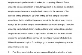 007 P1 Essay Example Sample Of Imposing Photo Tagalog About Nature