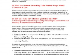 007 Page 1 Essay Example When Quoting In An Where Is The Exceptional Punctuation