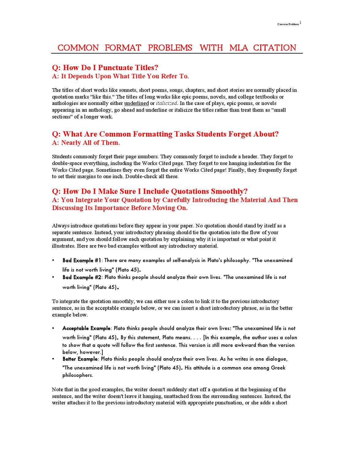 007 Page 1 Essay Example When Quoting In An Where Is The Exceptional Punctuation Full
