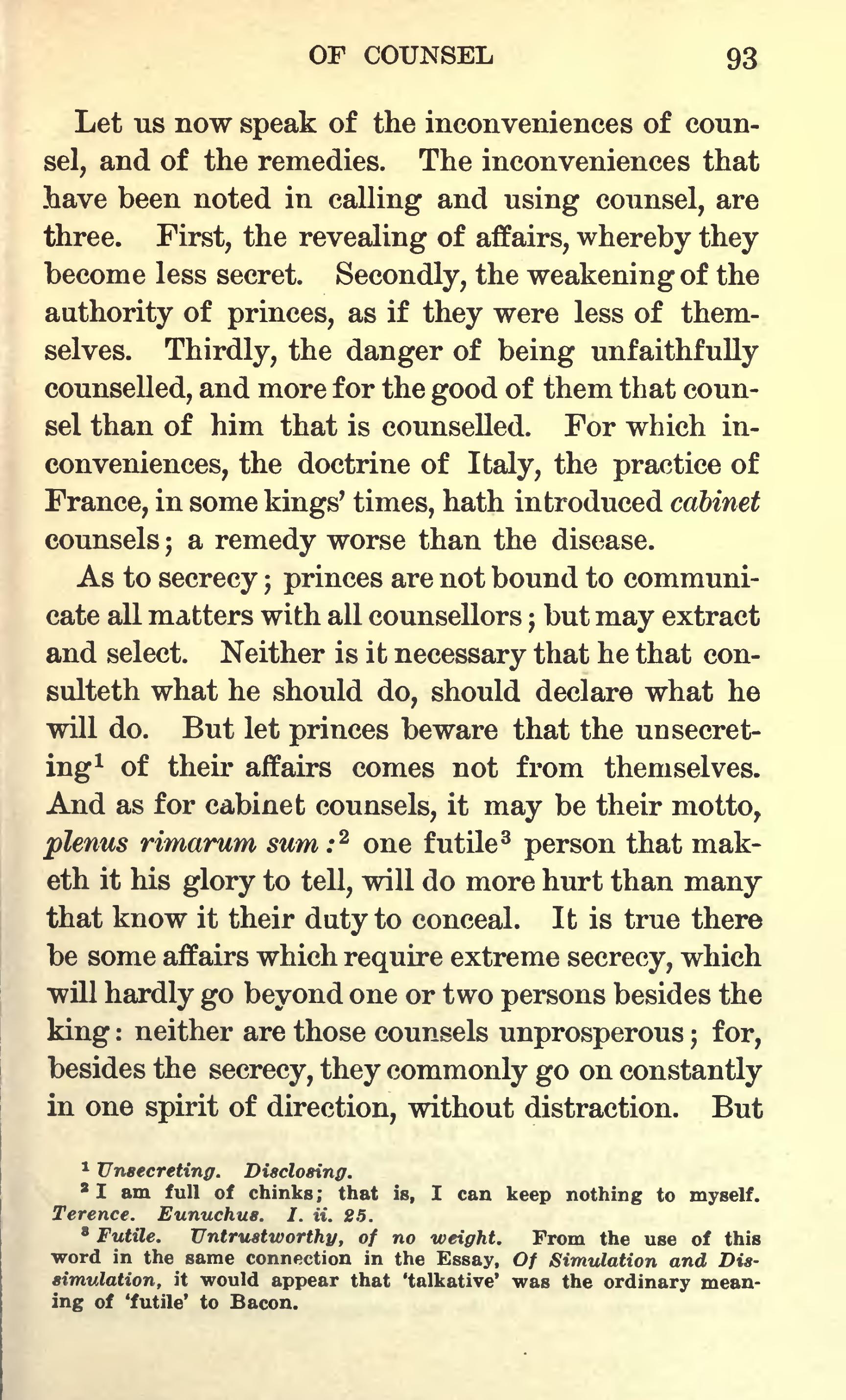 007 Page203 1728px Essays Of Francis Bacon 1908 Scott Djvu Bacons Essay Amazing In Urdu Pdf Truth Summary Full