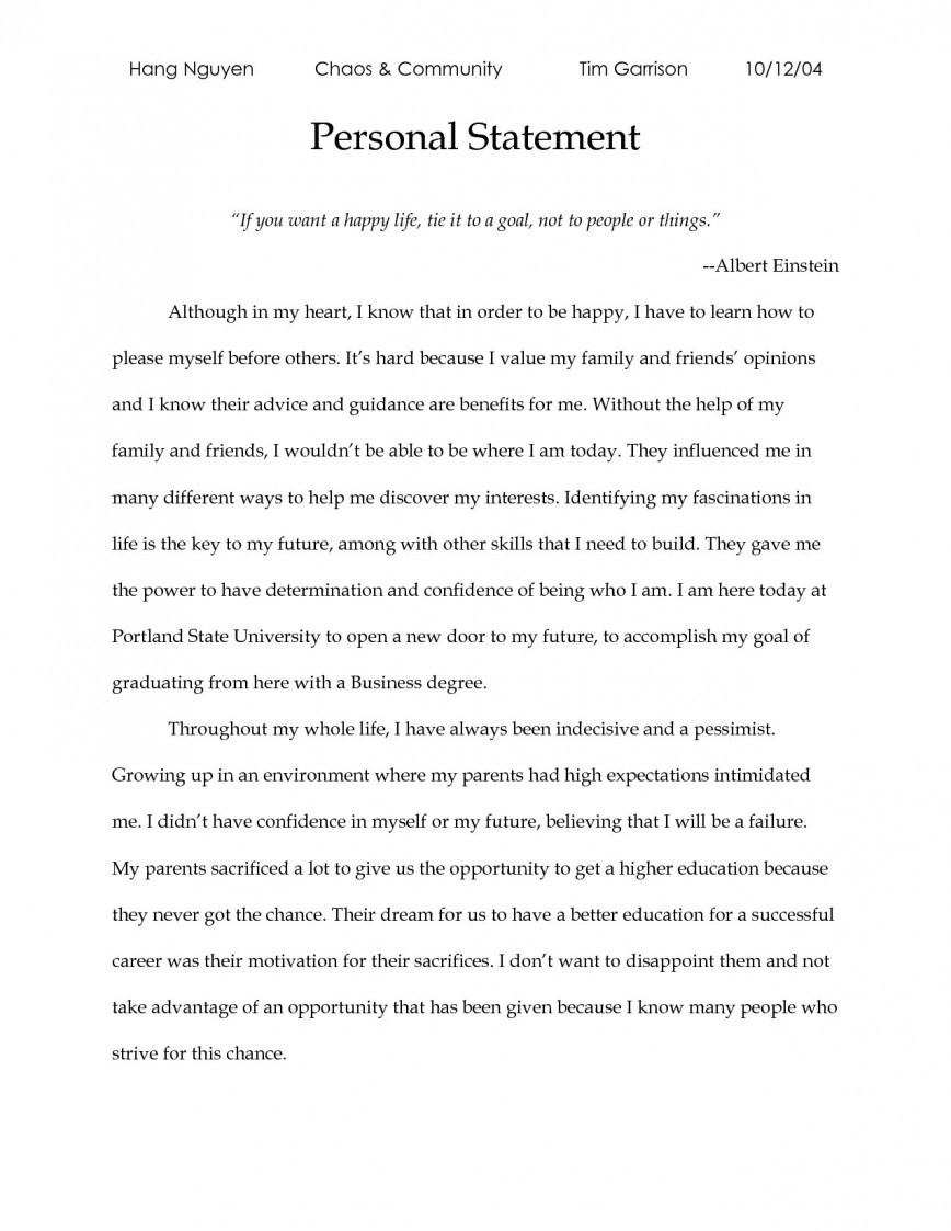 007 Personal Statement For Graduate School Sample Essays Essay Example Wonderful Psychology Engineering