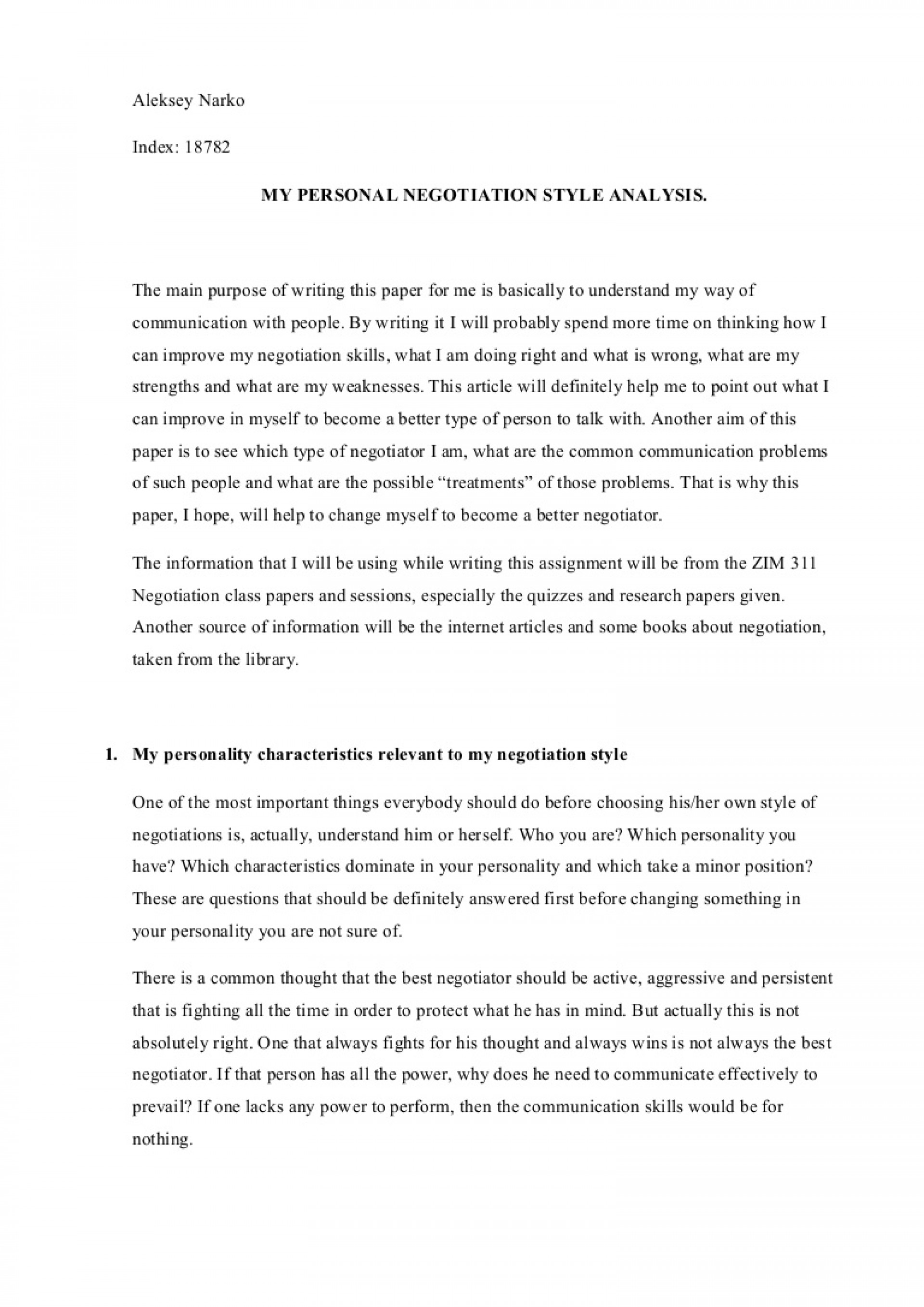 007 Personality Essay Example Negotiationsessay Phpapp01 Thumbnail Singular Borderline Disorder Titles Psychology Questions Topics 1920