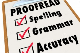 007 Proofread Clipboard Checklist Spelling Grammar Accuracy Checked Boxes Next To Words As Things Editor Reviews Essay Example Proofreader Incredible Free Online