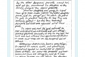 007 Sat Essay Sample Oct Page Wondrous Pdf