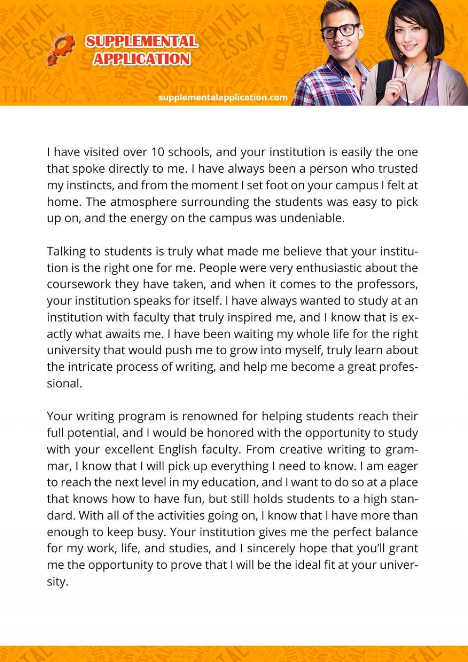 How to Write the Rice University Essays