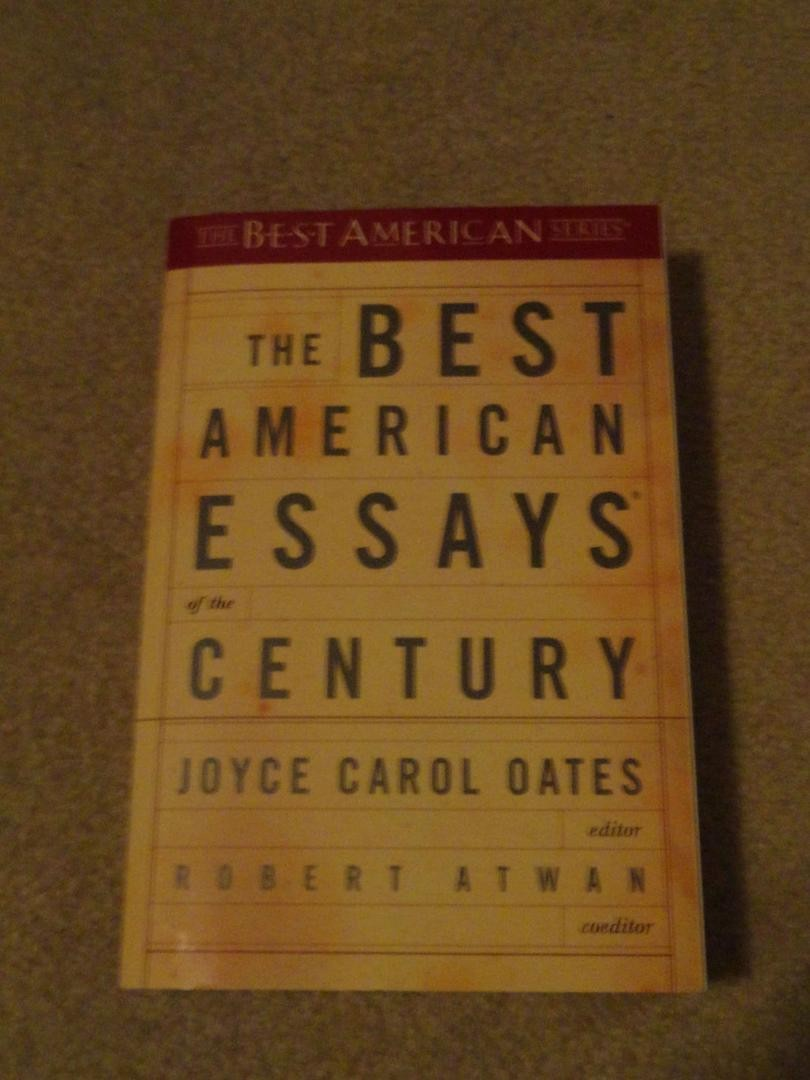 007 The Best American Essays Of Century Essay Example 1 997b8cd7358e6230fa01ed6b061067a8 Imposing Contents Summaries Full